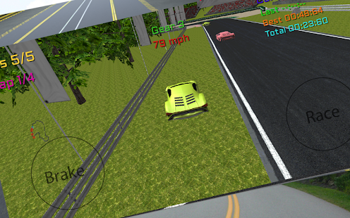 Fast Racing Turbo 3D-Free screenshot 7