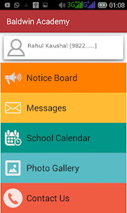 Baldwin Academy, Patna- screenshot thumbnail