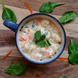 Olive Garden Copycat Chicken Gnocchi Soup
