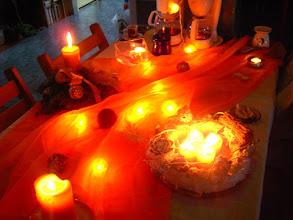 Photo: Wigilijna dekoracja 615