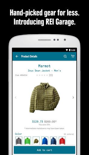 REI – Shop Outdoor Gear 6.1.0 screenshots 2