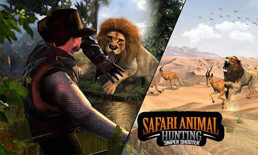 Wild Animal Sniper Deer Hunting Games 2020 1.22 screenshots 7