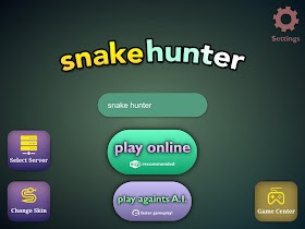 Snake Hunter - MMO slither - screenshot thumbnail 01