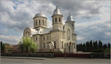 "Photo: Str. Poiana, Nr.49 - Biserica Ortodoxa ""Sfantul Mucenic Gheorghe""  - 2017.08.23"