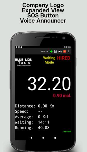 Taximeter-GPS 4.9.4.1 screenshots 4