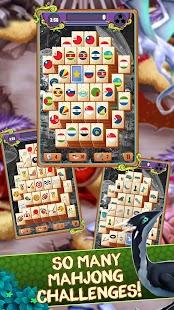 Mahjong Blitz - Land of Knights & Dragons Ekran Görüntüsü