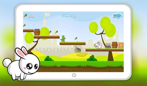 Tom Bunny Run Dash screenshot 3