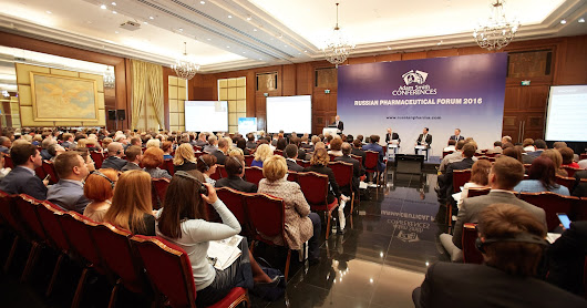 Russian Pharmaceutical Forum 2016