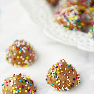 Frozen Chocolate Mousse Kisses.