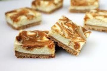 Dulche De Leche Cheesecake Bars Recipe