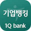1Q bank 기업 - KEB하나은행 기업스마트 뱅킹 icon