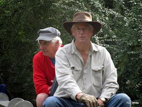 Photo: Stu Marion and Doug Blodgett    SWLS at HALS 2009-1107