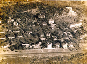 Photo: 1920- BJ Road with Mt. Mary Church top right