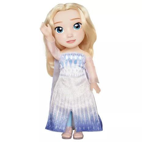 Elsa Magic in Motion Docka