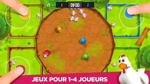 Stickman Party: Jeux pour 1 2 3 4 joueurs gratuits fond d'écran 2