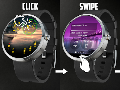 Mural Watchface Screenshot 1