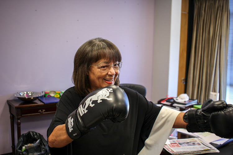 Former Cape Town mayor, DA member and Independent Democrats founder Patricia de Lille announced she would launch a new party and take part in next year's election.