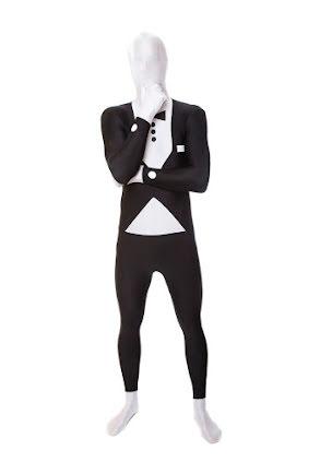 Morphsuit, tuxedo