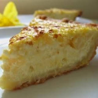 Ricotta Pie (Old Italian Recipe).