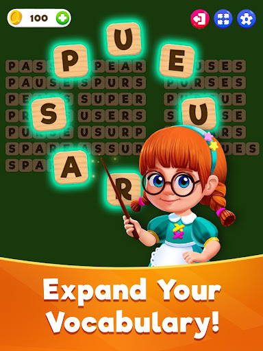 Word Sauce: Free Word Connect Puzzle screenshots 8
