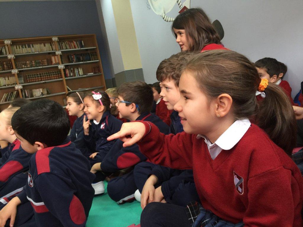 show de animación a la lectura para colegios 2016