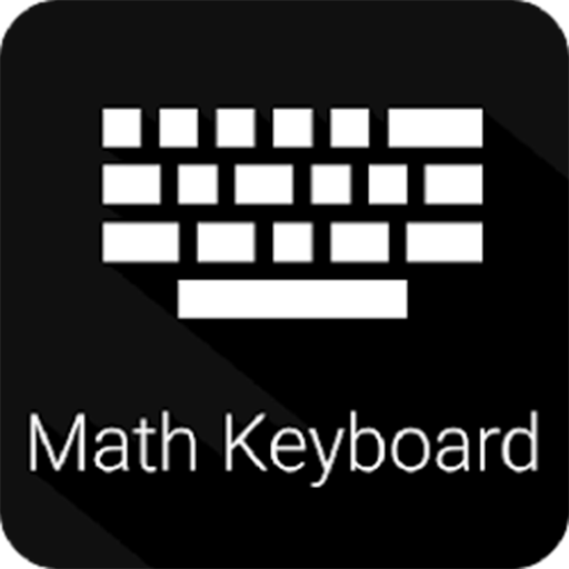 Math Input Keyboard app for Android