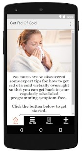 How To Get Rid Of A Cold - náhled