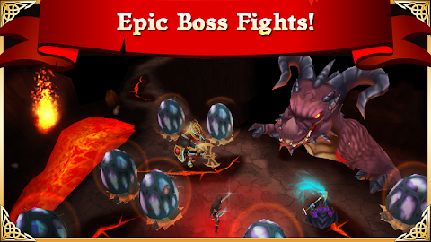 Arcane Legends Screenshot 3