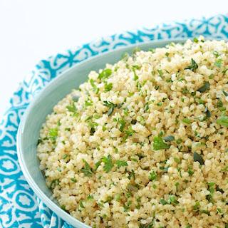 How to Make Perfect Quinoa.