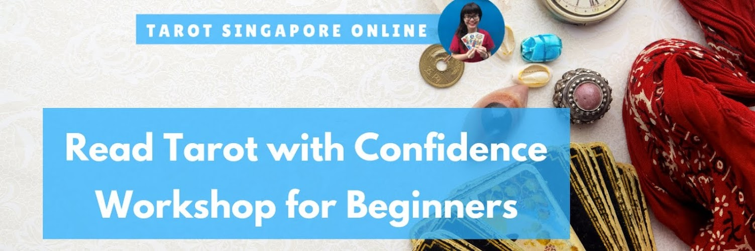 Read Tarot with Confidence workshop: December