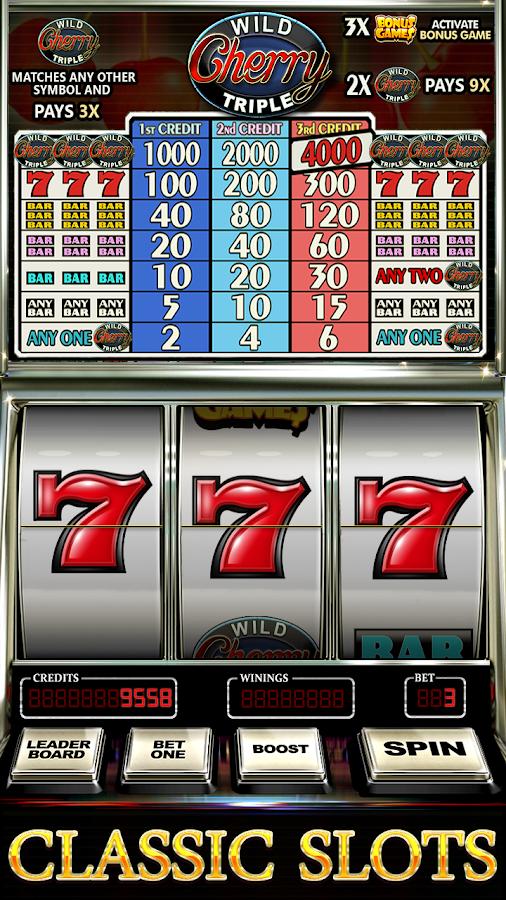 Free Wild Cherry Slots