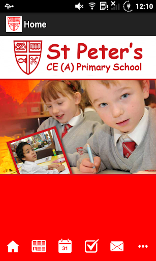 St Peter's CE Primary School