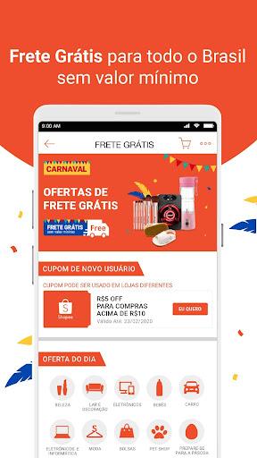 Shopee BR: Carnaval de ofertas 2.50.21 screenshots 3