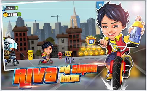 Subway Shiva Cycle - náhled