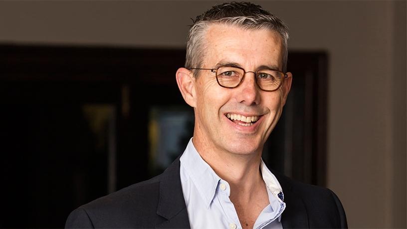 Chris Volschenk, CEO of Nexio.