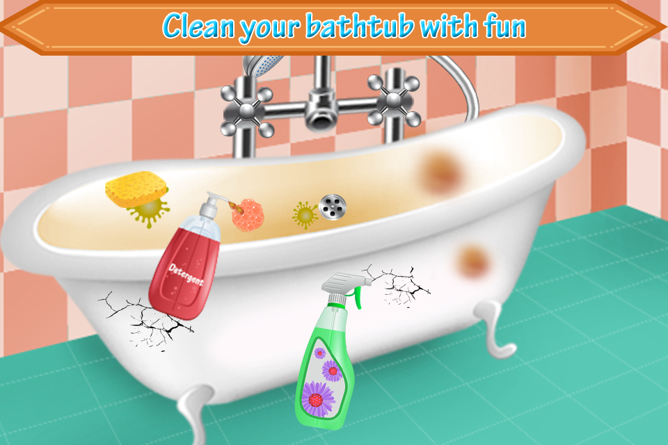 Bathroom Cleaning-Toilet Games - Android Apps on Google Play
