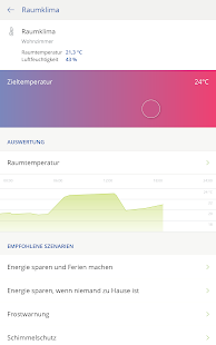 innogy SmartHome screenshot