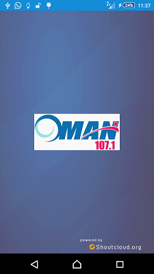 OMAN FM - screenshot