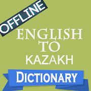 English to Kazakh Dictionary & Translator Offline