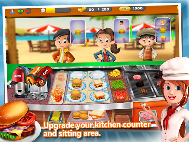android Rapide Tycoon Street Food Screenshot 11