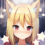 My Wolf Girlfriend: Anime Dating Sim Icon