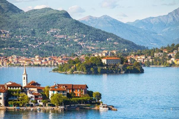 Lake Maggiore; Ticino