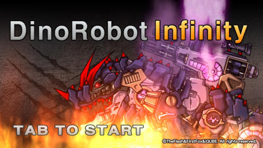 Dino Robot Infinity : Dinosaur Battle Game 1.8.0 screenshots 1