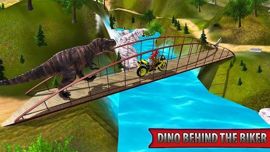 kolo závodění dino dobrodružství 3d - náhled