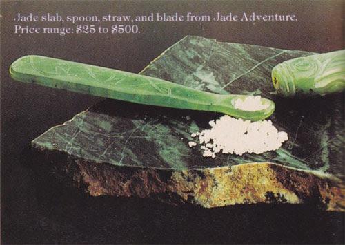 18 anuncios publicitarios de la cocaína cuando su consumo era legal
