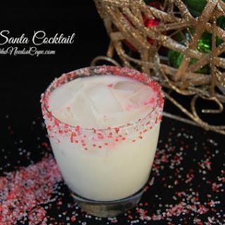 Bad Santa Cocktail.