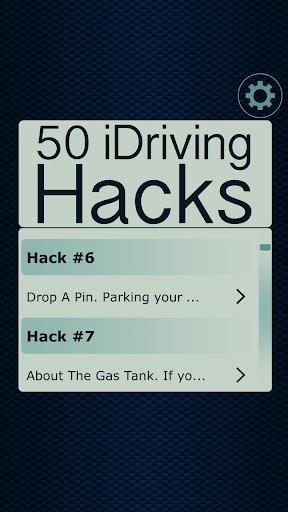 50 iDriving Hacks
