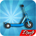Scooter Freestyle Roller Skate icon