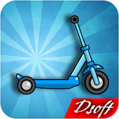 Scooter Racing® Roller Skate