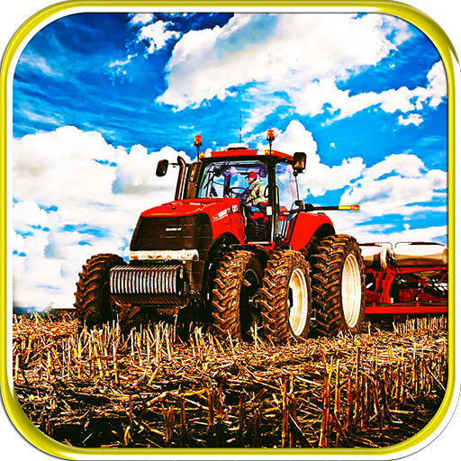 Drive Farming Tractor Pro game (apk) free download for Android/PC/Windows